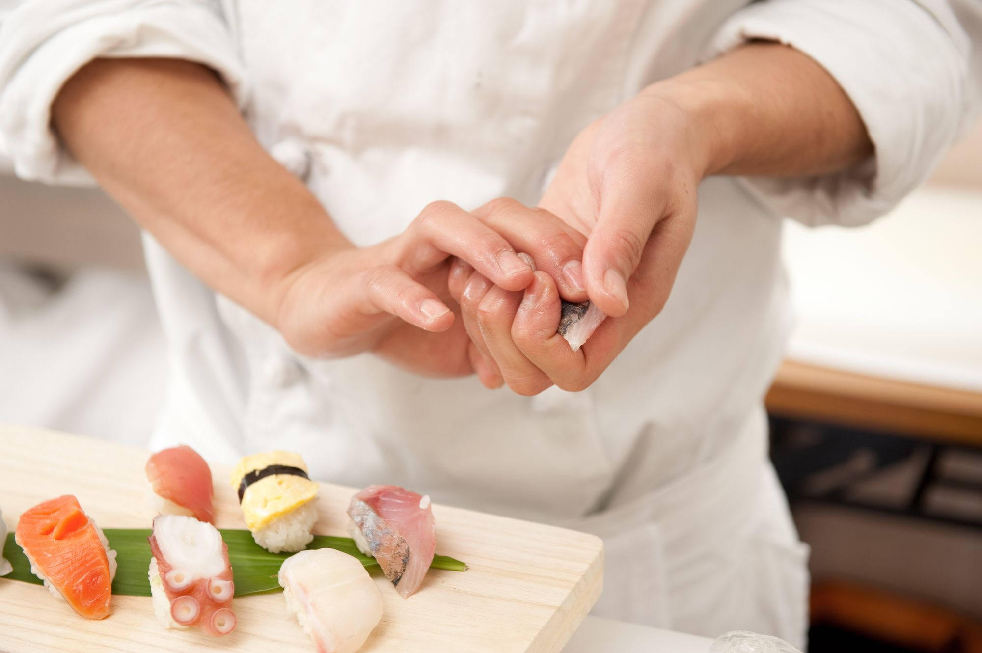 Cach phan biet mot so loai sushi cua Nhat Ban hinh anh 1