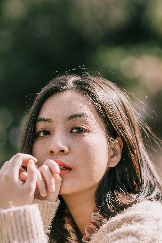 Nhan sac hot girl 'Mat biec' trong lan dau dong MV hinh anh 5 thao_tam6.jpg