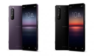 Sony Xperia 1 II là smartphone đầu tiên hỗ trợ kết nối 5G của Sony. Ảnh: Ars Technica.