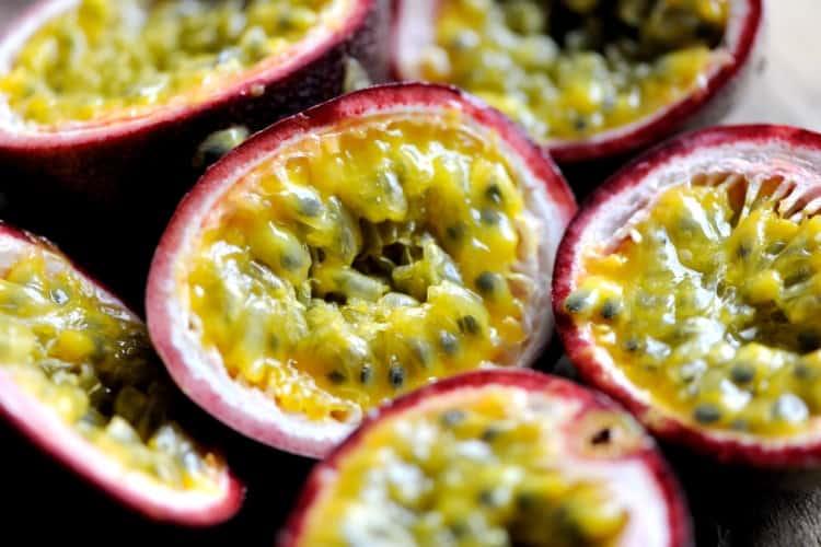 Chanh dây là loại trái cây giảm cân