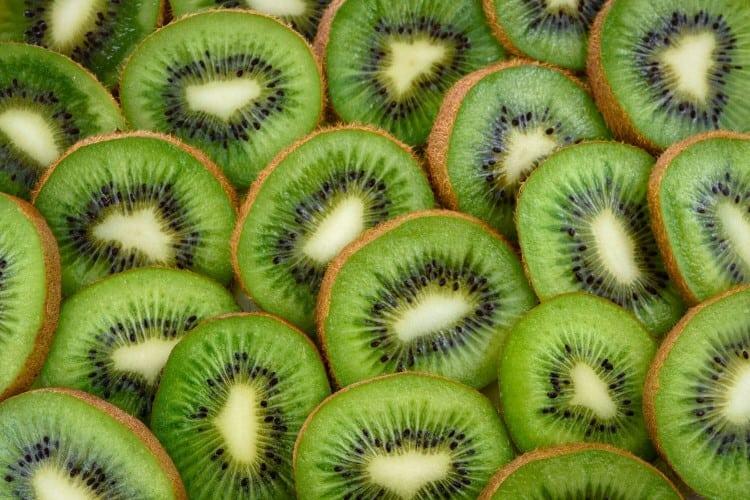 Kiwi là loại trái cây giảm cân