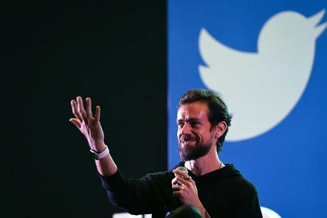 Jack Dorsey, Giám đốc điều hành Twitter, là người ủng hộ phong trào làm việc từ xa. Ảnh: SCMP.