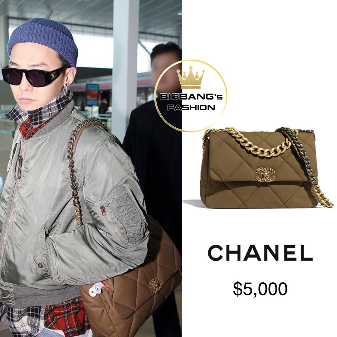 G-Dragon thich deo tui hang hieu, co chiec Hermes hon 16.500 USD hinh anh 13 EOd_x4UUAAeSv7.jpg