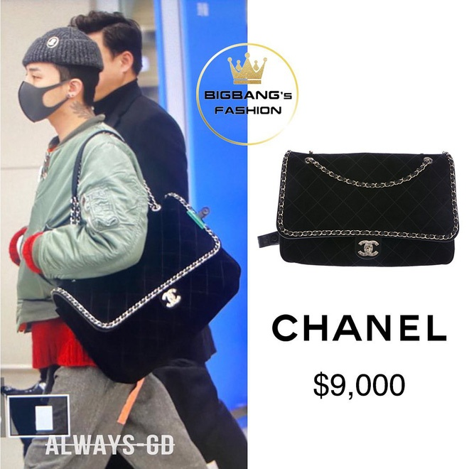 G-Dragon thich deo tui hang hieu, co chiec Hermes hon 16.500 USD hinh anh 9 g1_15802829949261448384341.jpg