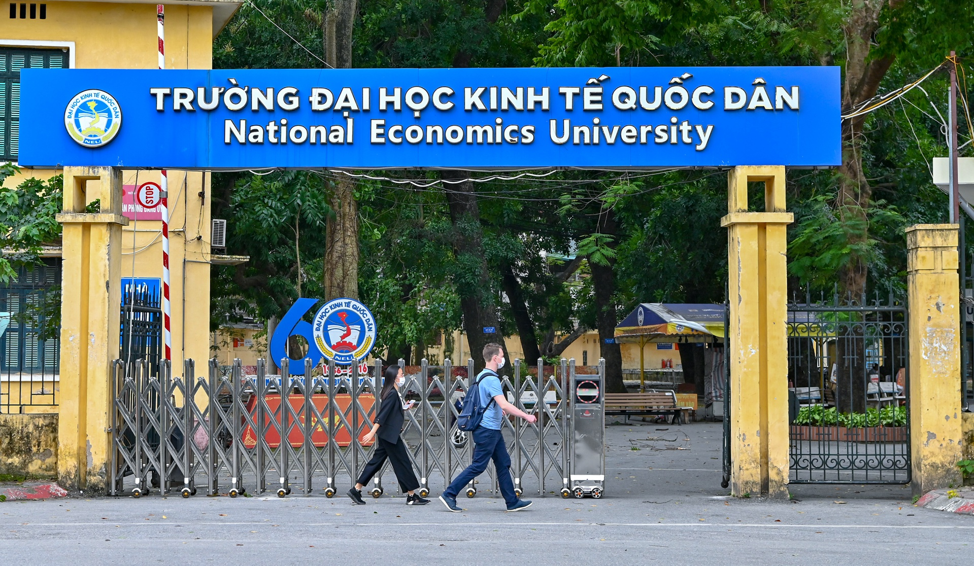 Duong pho Ha Noi vang nhu Tet vi dich Covid-19 hinh anh 9 hanoivangnhutet10_zing.jpg