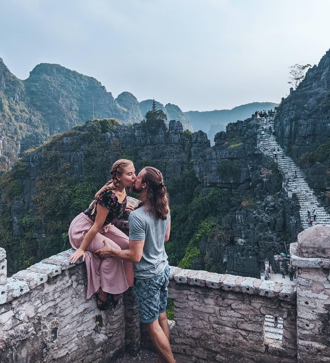 Hang Mua va 6 diem check-in hut gioi tre khi toi Ninh Binh hinh anh 1 IMG_2334_1_.JPG