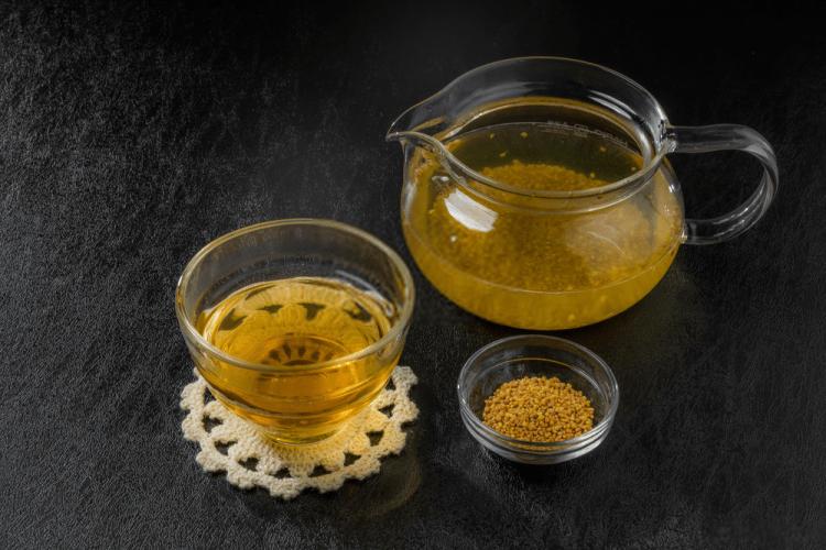 Cách làm trà kiều mạch