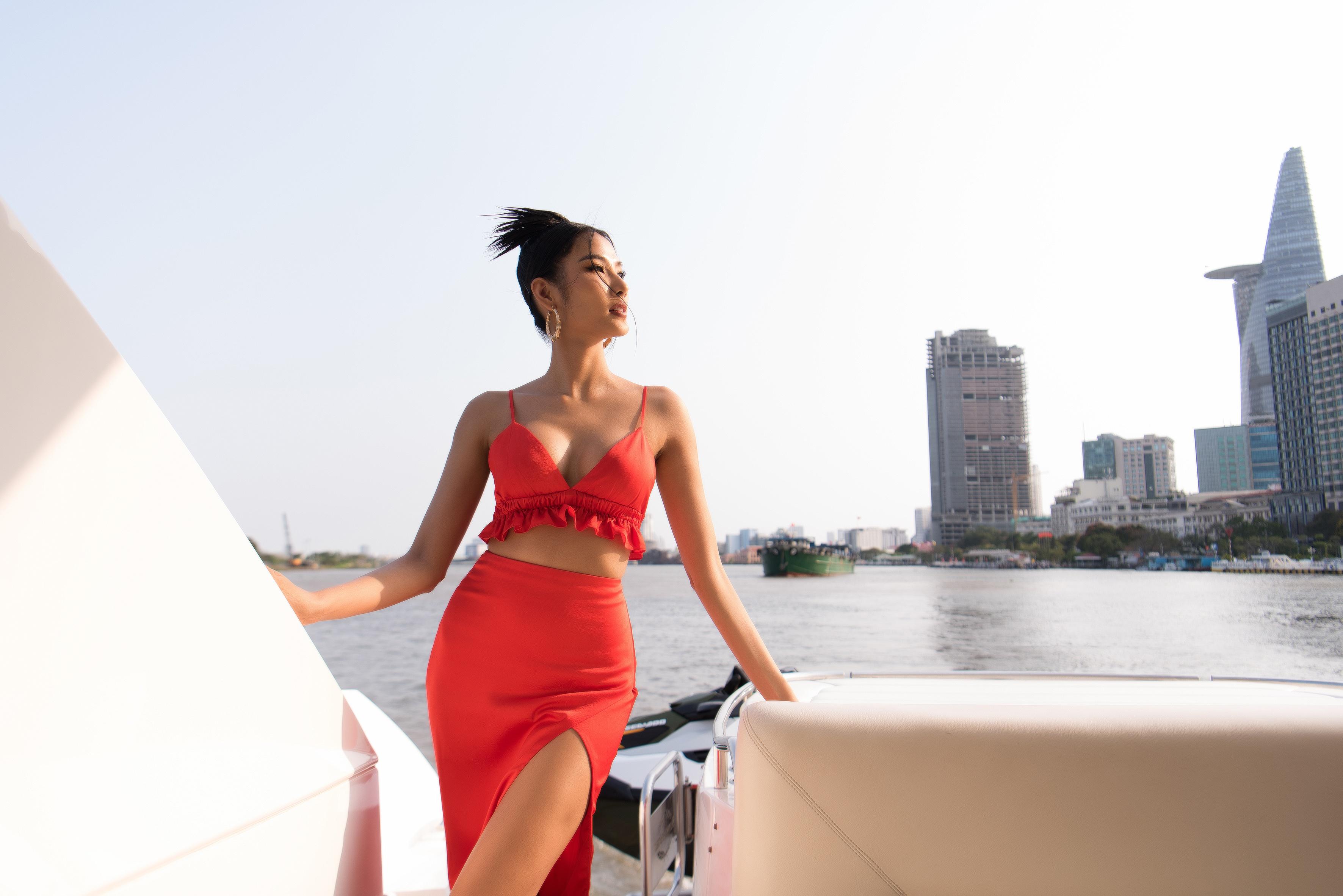 Hoa hau Sieu Quoc gia 2019 o Viet Nam 8 nam hinh anh 7 Miss_Universe_Viet_Nam_2019_Hoang_Thuy..jpg