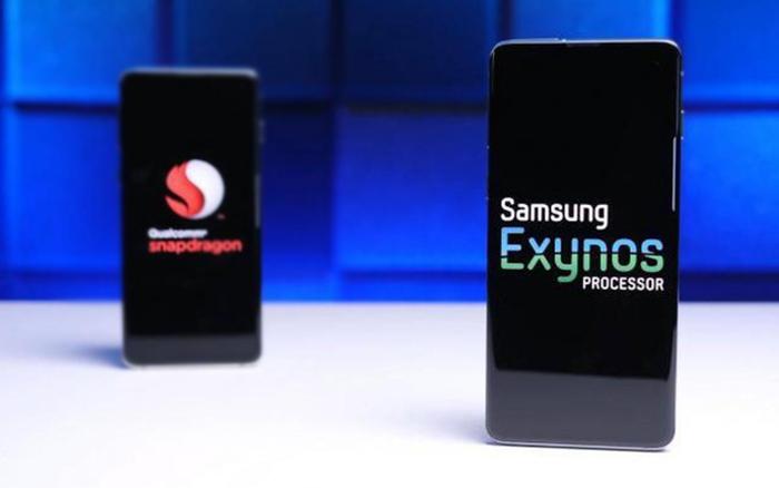 Galaxy S20+ chạy Exynos 990 không được đánh giá cao như phiên bản dùng Snapdragon 865. Ảnh: BGR.