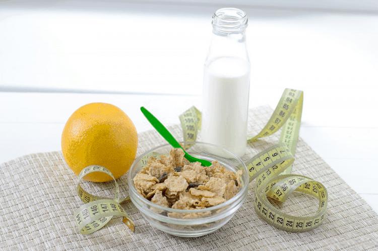 tác dụng của sữa tách béo giúp giảm cân