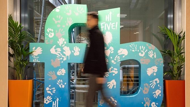 Các văn phòng của Facebook trên toàn cầu đều giới hạn khách đến thăm trong thời gian tới. Ảnh: BT.