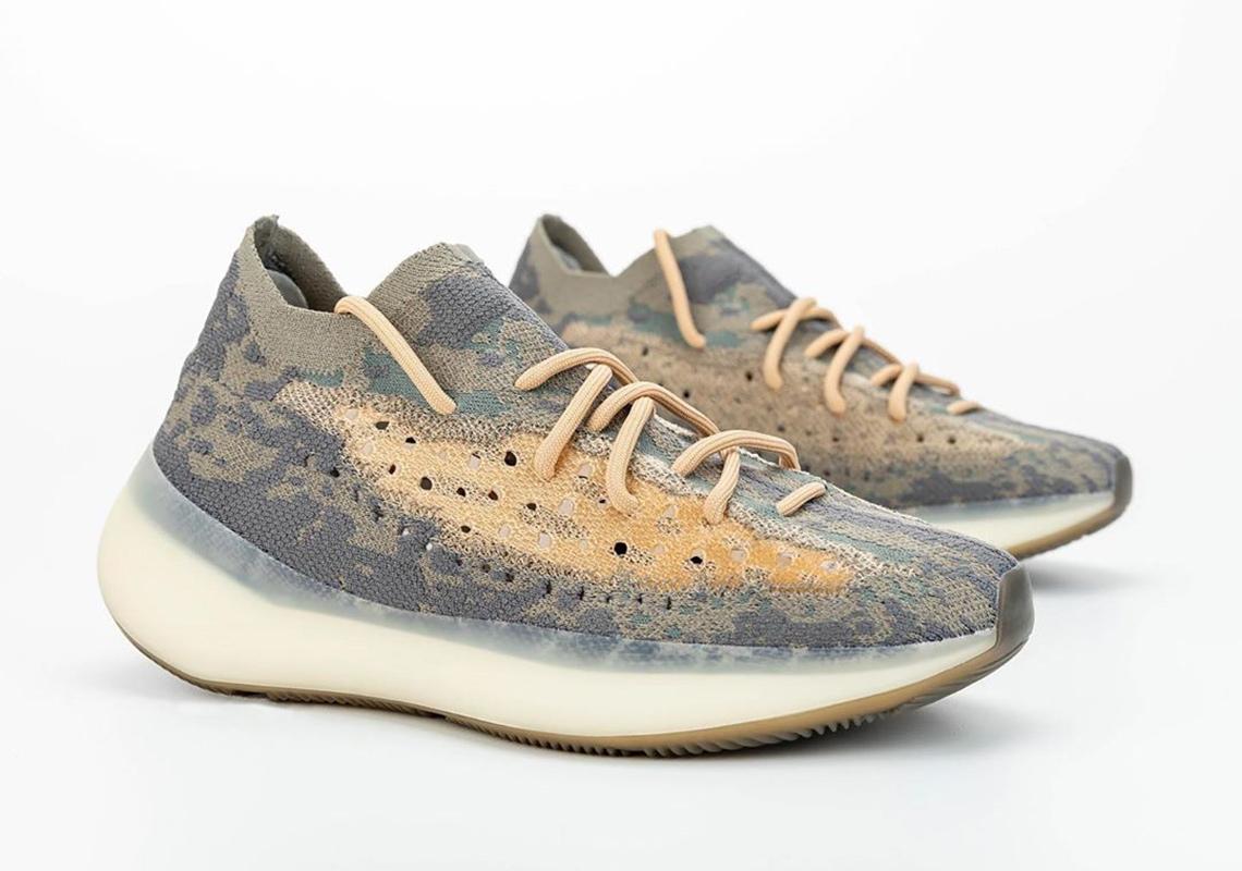 adidas yeezy boost 380 mist - elle man