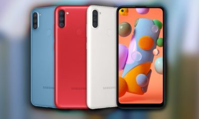 Galaxy A11 len ke VN - smartphone gia re dau tien co man hinh duc lo hinh anh 1 samsung_galaxy_a11_apresentado_as_escondidas_conhece_o_novo_smartphone_budget_og.jpg
