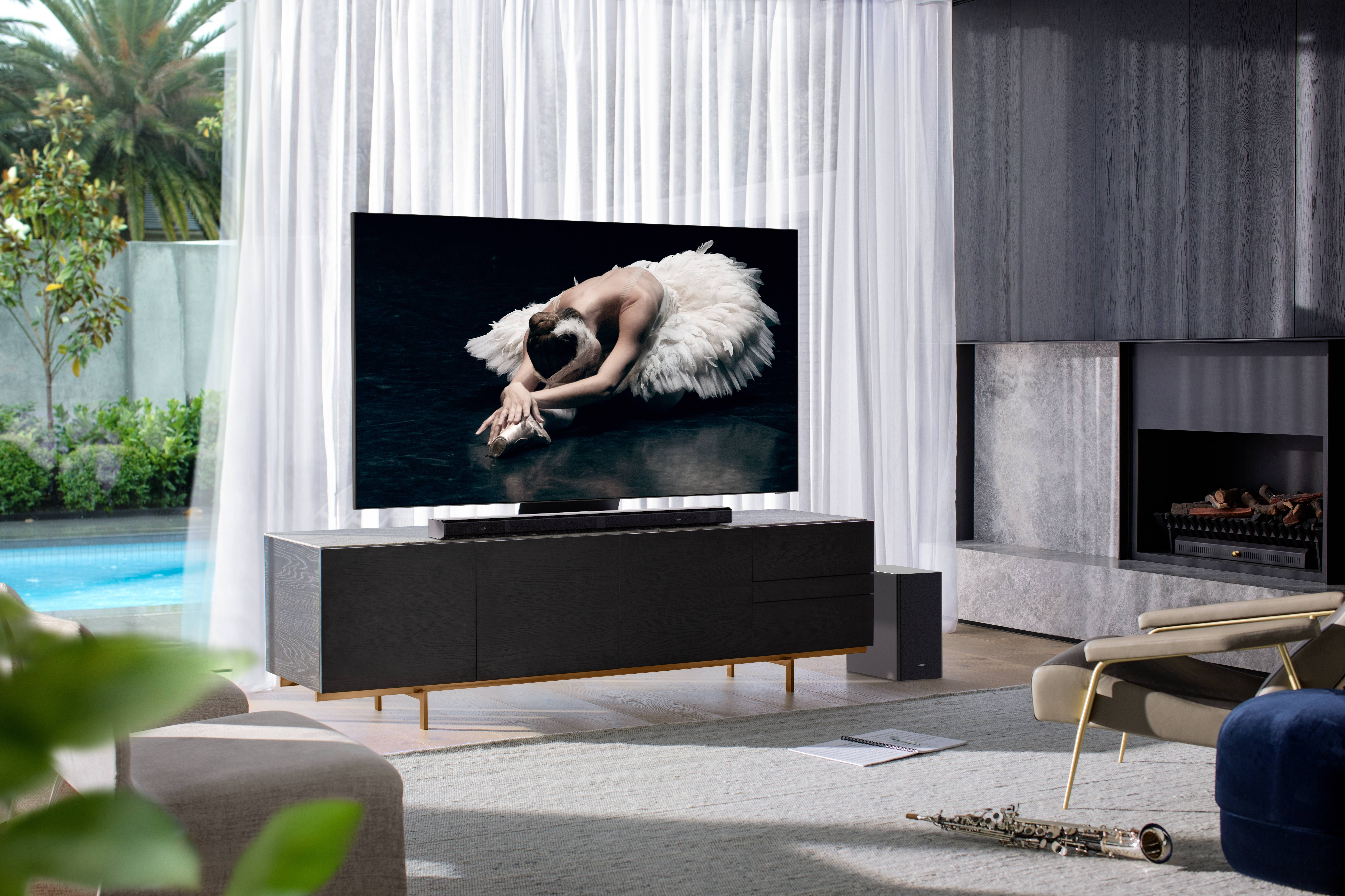 Samsung cho the gioi thay am thanh tren TV nen 'thong minh' the nao? hinh anh 3 anh_3_1.jpg