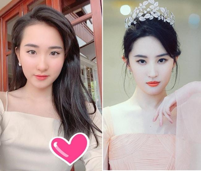 4 nữ sinh đẹp nhất Đà Nẵng: Có hai người giống hệt thần tiên Lưu Diệc Phi - 17