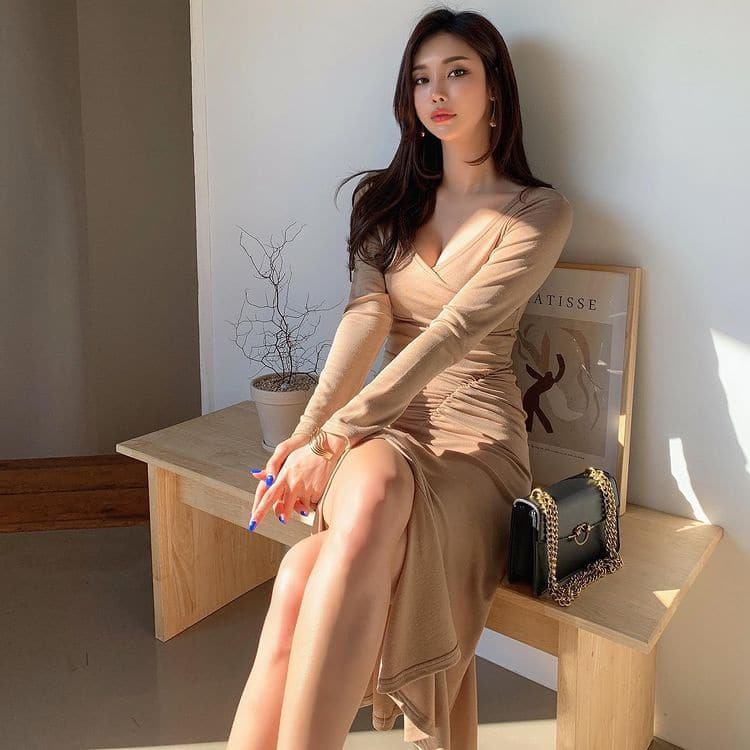 hot girl han quoc anh 6