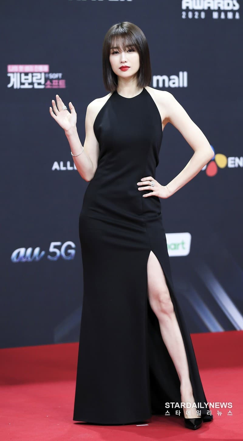 Park Ha Sun lap di chuc anh 2